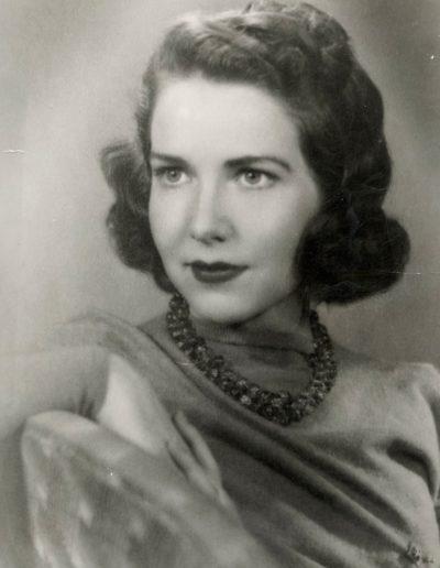 Lois Sager Foxhall