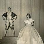 John Brooks-Barr onstage 1968